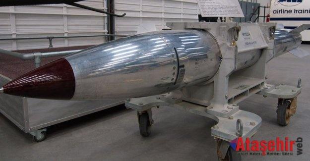 ABD İncirlik'teki Nükleer Bombalardan Endişeli