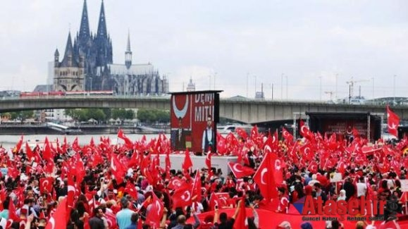 Ankara'dan Almanya'ya miting tepkisi