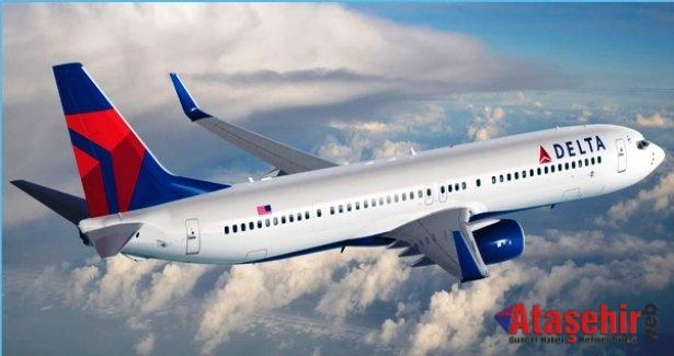 Delta Havayolları, uçuşlar ertelendi