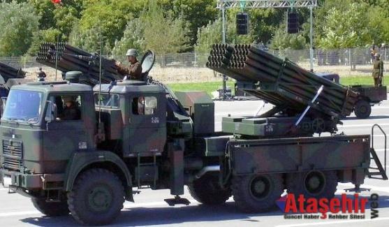 ROKETSAN T-122 Sakarya