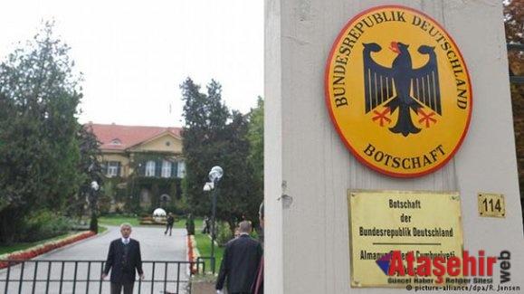 Türkiye'deki Alman temsilcilikleri kapatıldı