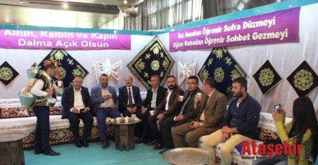 Çankırı Belediyesi'nin Standı Fuarda Fark Yarattı