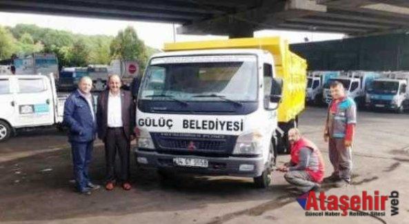 Gülüç Belediyesi 2,5 yılda araç parkını 35'e çıkardı
