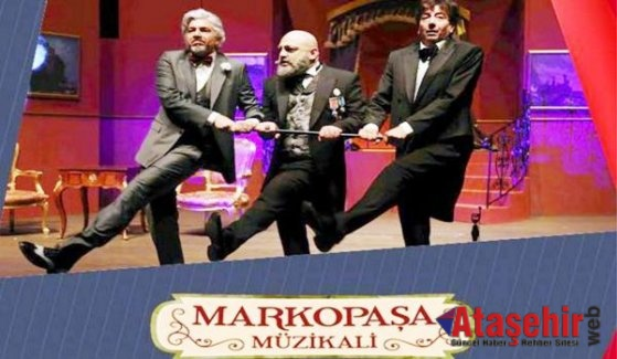 Süheyl & Behzat Uygur Tiyatrosu, Marko Paşa müzikali