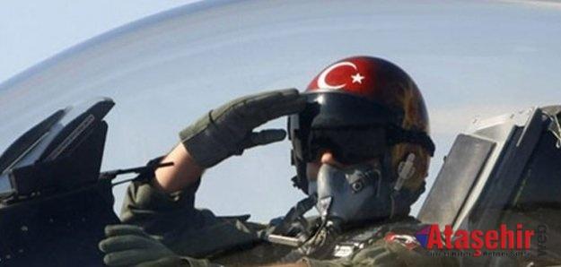 TSK'da pilot olma yaşı 27'den 32'ye çıkarıldı.