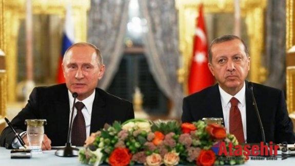 Türkiye ve Rusya, Türk Akımı anlaşmasını imzaladı