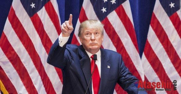 Trump Beyaz Saray'a yakın