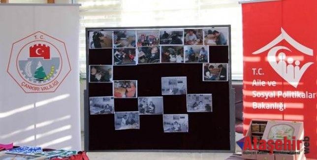 3 Aralık Dünya Engelliler Günü Çankırı'da Kutlandı
