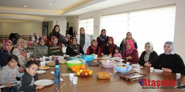 Çankırılı Kadınlar Yiyeceklerini Paylaştı