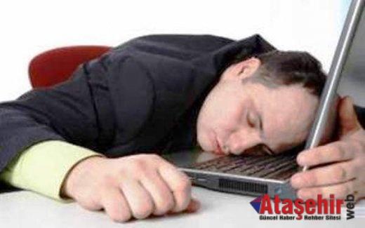 Düzensiz uyku ömrü kısaltıyor