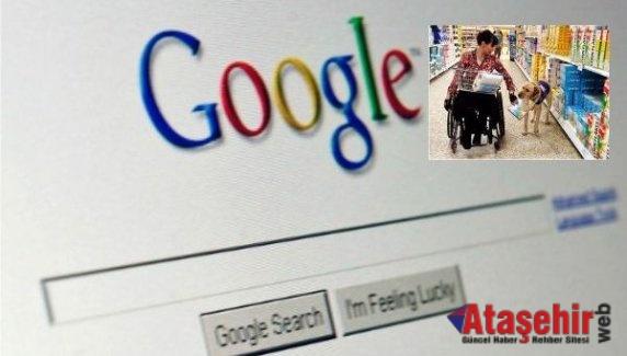 Google'dan engellilere müjde!