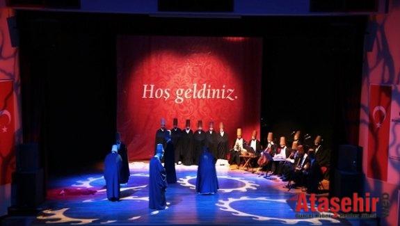 Ümraniye'de, 'Şeb-i Arus' Özel Programı Düzenlendi