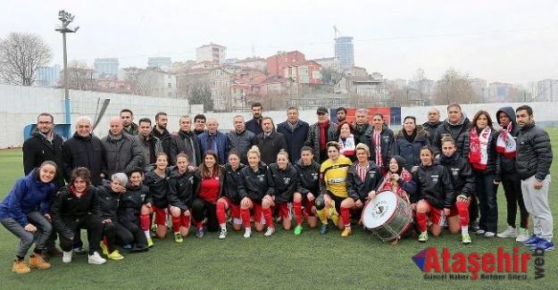 Ataşehir Belediyespor 1 - Beşiktaş -0