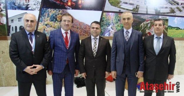 Çankırı, Kastamonu ve Sinop  EMITT Turizm Fuarı'nda