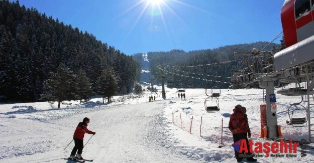 Çankırı Valisi Mesut Köse, Kayak Merkezlerini denetledi