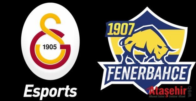 Fenerbahçe – Galatasaray sanal arenadaki ilk derbiyi oynuyor