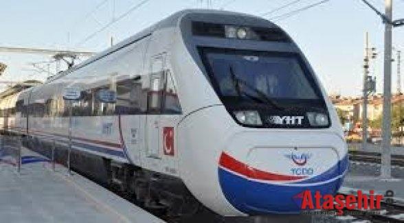 Kayseri-Ankara-İstanbul yüksek hızlı tren müjdesi