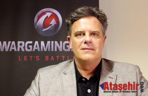 Oyun Firması Wargaming'in Sözcüsü Tom Putzki Türkiye'de!