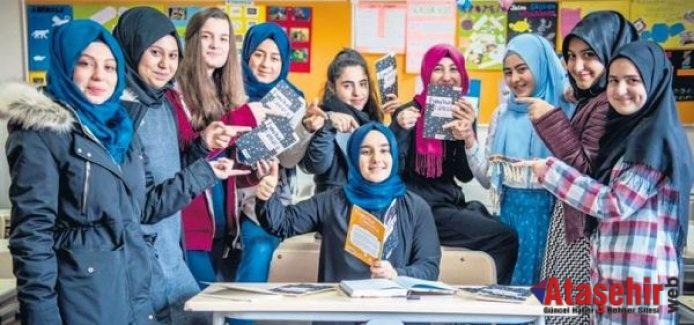 14 yaşında bir yazar: Büşra Karayıl