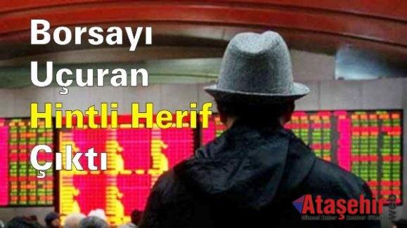 Borsayı Uçuran, Hintli 'Herif' çıktı