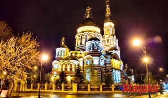 Türkiye'den Ukrayna'ya  kimlik kartıyla gidilebilecek