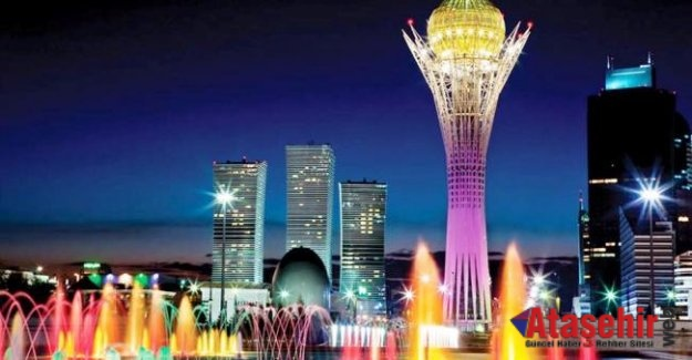 Asya'nın Modern Yüzü Kazakistan