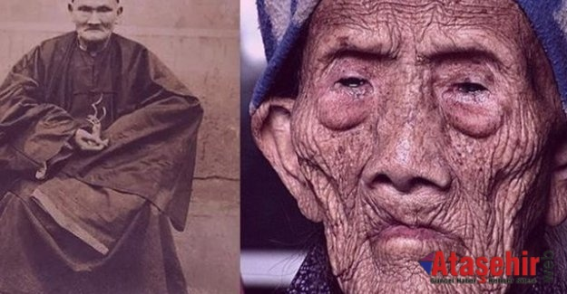 Bu adam, Li Ching-Yuen, 256 yıl yaşadı