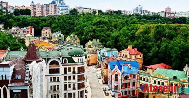 Ukrayna'ya 'Türk Şehri' kuruluyor
