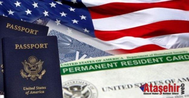 ABD'den Green Card alacaklara asgari ücret müjdesi
