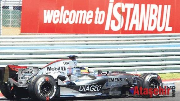 Formula 1 İstanbul'a geri dönüyor!