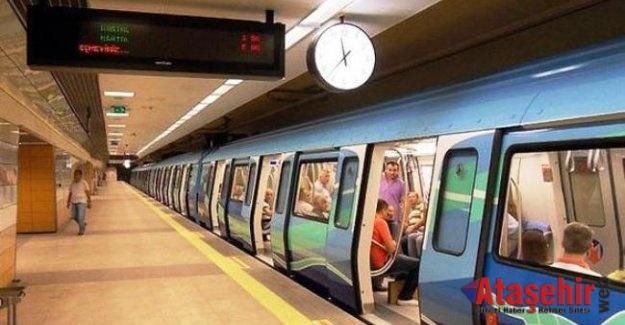 Göztepe Parkına Cami Yerine Metro Yapılacak