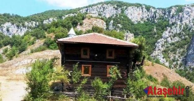 Kastamonu Pınarbaşı ilçesinde 600 yıllık Asar Cami