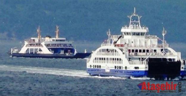 Türkiye-Ukrayna feribot seferleri başladı
