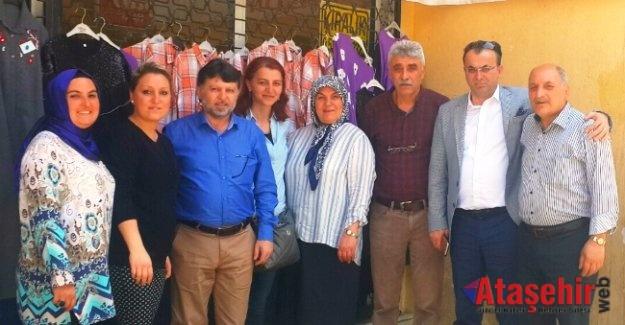 Erzincan Refahiye Yıldızören Köyü Kadınlarından Örnek Kermes
