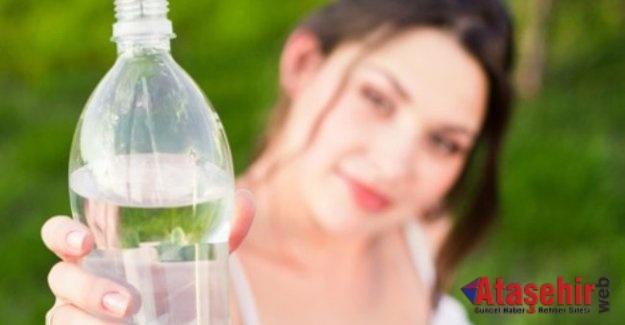 Oruç tutan hamileler bol sıvı almalı