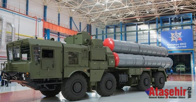 Rus S-400 ve Buk-M2 hava savunma sistemleri Türkiye'ye geliyor