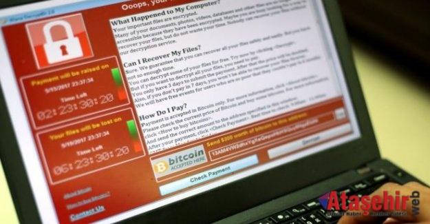 Türkiye'yi de etkileyen fidye yazılımı 'WannaCry'