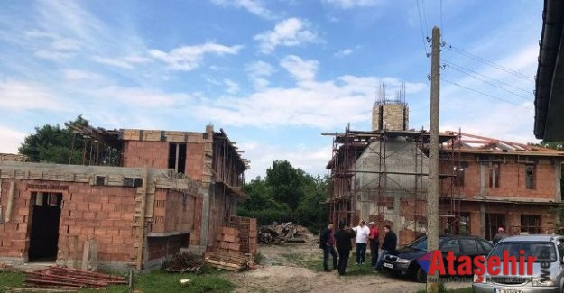 Ümraniye Belediyesi Bulgaristan'a Camii Yapıyor