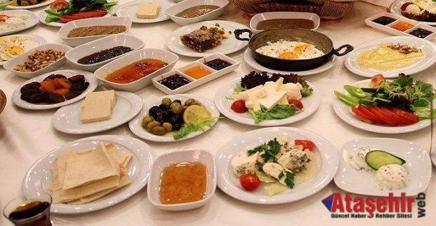 Bayram kahvaltısında ne yenmeliyiz