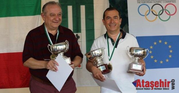 Briç'te Avrupa Şampiyonu olduk