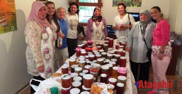 Çankırı'da Köyde Yeşil Ekonomi Projesine Coca-Cola desteği