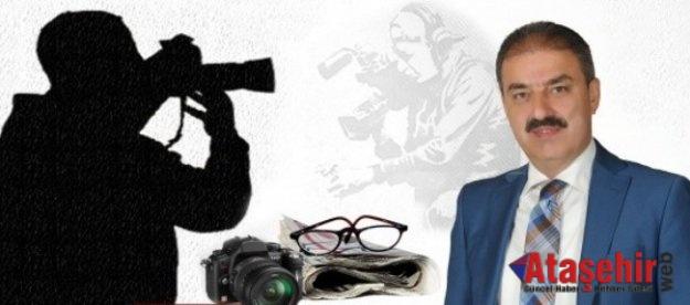 İrfan Dinç'in Gazeteciler ve Basın Bayramı  mesajı