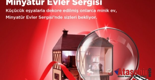 Minyatür Evler Sergisi