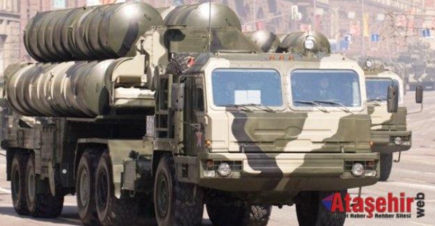 Türkiye Rusya'dan S-400 hava savunma sistemi alacak.