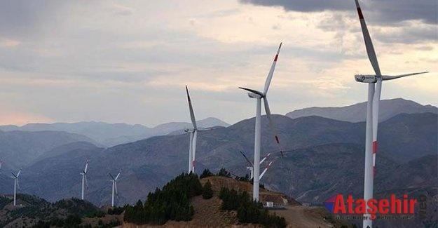 Türkiye Rüzgar gülleriyle donatılacak