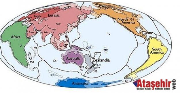 Yeni Bir Kıta Keşfedildi