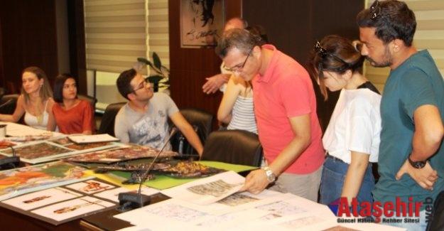 Deri'n Fikirler Deri Üretim ve Tasarım Yarışması'nda heyecan dorukta