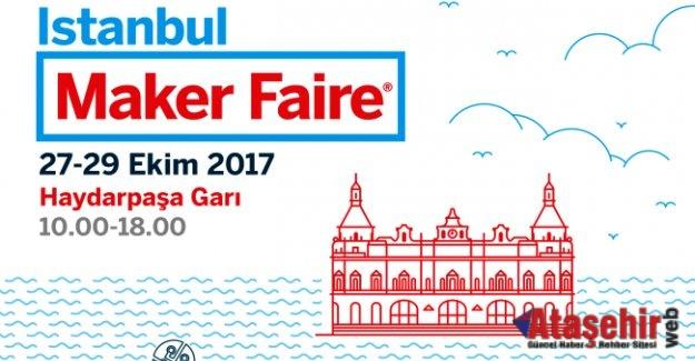 İcat Çıkaranların Festivali Maker Faire için başvurular başladı