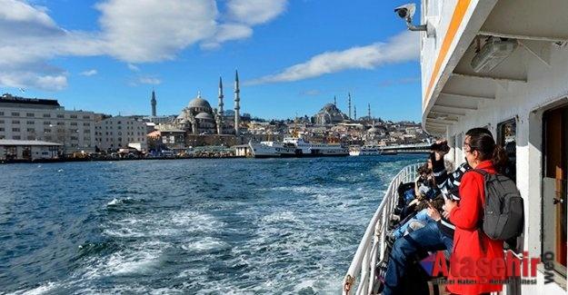 İstanbul parmaklarınızın ucunda