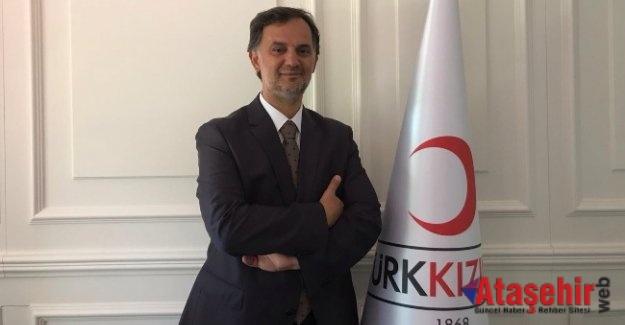 Kızılay'ın yeni Genel Müdürü Dr. İbrahim Altan oldu